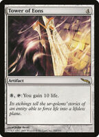 Ivory Tower 4th Edition NM-M Artifact Rare MAGIC THE GATHERING MTG CARD ABUGames