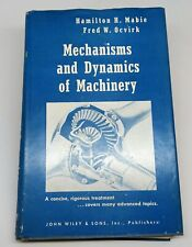 Mechanism and Dynamics of Machinery by Mabie and Ocvirk (1957)