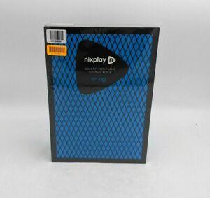 Nixplay W10F Smart Photo Frame 10.1 inch Digital Display Black -SH0882