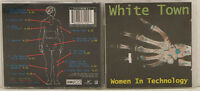WHITE TOWN - WOMEN IN TECHNOLOGY CD ALBUM (e1796)