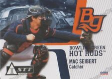 2018 Bowling Green Hot Rods Mac Seibert RC Rookie Tampa Bay Rays Minor
