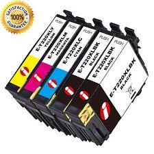 Remanufactured T220XL 220XL Ink Cartridge For WorkForce WF-2630 WF-2650 WF-2660