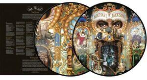 Michael Jackson - Dangerous [New Vinyl LP] Picture Disc