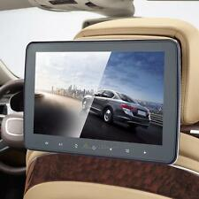 "10.1"" 1080P Pantalla LCD Digital vehículo coche reposacabezas monitor reproductor MP5 Avi/MP4"
