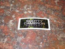 Scotty Cameron Custom Shop Digital Camo Camouflage Putter Shaft Band