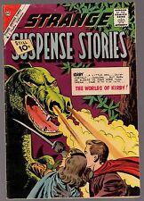STRANGE SUSPENSE STORIES JULY 1961 VOL 1 NO 54 HIGHER GRADE