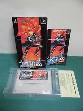SNES -- SWORD MANIAC -- NEW. Super famicom. Japan game. 13882