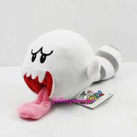 NEUES .Boo Ghost 22cm Plüsch Puppe Spielzeug Spiel Klempner Bros