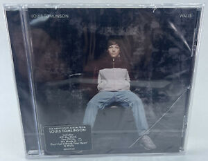 Louis Tomlinson - Walls - New & Sealed CD - FRONT COVER CRACKED - C2