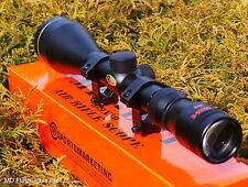 SMK 3-9x50 mildot Zoom Air Rifle Pistolet portée vue télescopique vue & montures