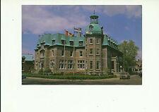ST. HYACINTHE, HOTEL DE VILLE, QUEBEC, CANADA POSTCARD