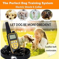 Adiestramiento para perros Collar Anti-cortezas Perros impermeable Antiladridos