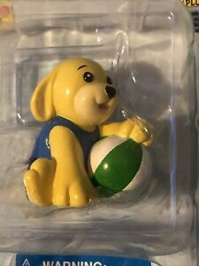 Webkinz Beach Boy Golden Retriever Figure with enclosed code