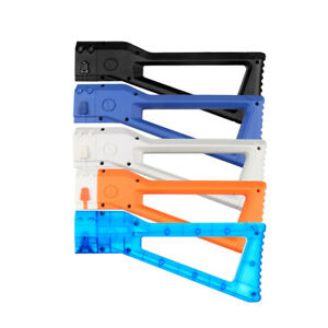 Worker Mod Shoulder Stock Replacement 6 Color for Stryfe/Retaliator Toy