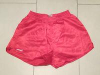 SALE: neue hochwertige kurze Sporthose mit Innenslip, rot, Gr. 4, Finale Sport