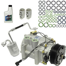 A/C Compressor & Component Kit-Compressor Replacement Kit Front UAC fits Equinox