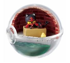 Pokemon Terrarium Collection EX Alola collection Litten Japan Re-Ment