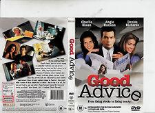 Good Advice-2001-Charlie Sheen- Movie-DVD