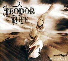 Teodor Tuff - Soliloquy (CD, 2012, Fireball Records) prog power metal AOR
