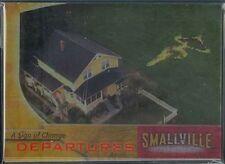 Smallville Season 3 FOIL Departures Set D1-D6