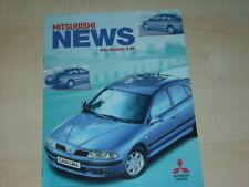 31927) Mitsubishi Galant Space Wagon Gear News 09/1999