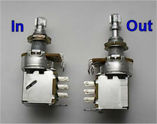 Guitar Parts - ALPHA Potentiometer A 500k - PUSH PULL POT A500k