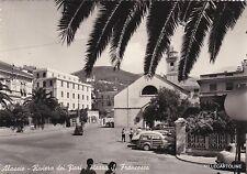 # ALASSIO: PIAZZA S. FRANCESCO - 1956