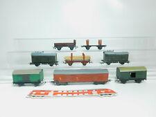 BM570-2# 8x Piko/Pico-Express H0/DC Güterwagen/Gepäckwagen: 118664+15-20-01 etc