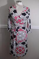 JB BY JULIE BROWN dress multi color size medium (1000