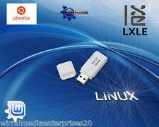 Linux MULTIBOOT USB 4 DI ESSE forniscono Ubuntu 16.04, Linux Nuovo di zecca KDE, pclinux 64bit, lxle