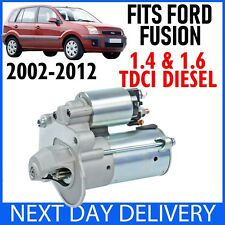 FITS FORD FUSION 1.4 & 1.6 TDCi DIESEL 2002-2012 AUTO & MANUAL NEW STARTER MOTOR