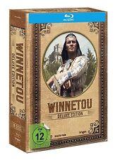 WINNETOU BOX DELUXE EDITION BD  10 BLU-RAY NEU