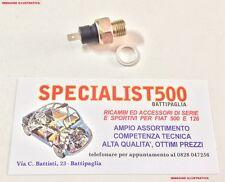 BULBO SPIA PRESSIONE OLIO FIAT 500 - 126 - PANDA 30  INTERRUTTORE PRESSIONE OLIO
