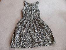 H&M Sommerkleid für Girls im Tigermuster in Gr. 158