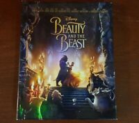 Disney Beauty And The Beast (Blu-ray + DVD + 32 pg.Storybook) Target Exclusive