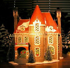 Dept 56 Christmas In The City The Consulate! 58951 NeW! Mint! FabUloUs!