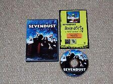 Sevendust - Retrospect DVD 2001 Complete