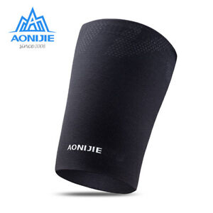 AONIJIE One Piece Compression Thigh Sleeve Leg Brace Support Quad Wrap Sports