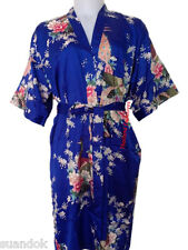 Ladies Dressing Gown,Robe Kimono.One Size fits  all Regular  Attractive Design.