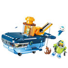 Enlighten OCTONAUTS GUP-C Assembling Building Blocks Kids Toys 630 Pieces Bricks