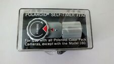 Polaroid Land Camera Self-Timer #192 in Perfect Working Condition 250 180 195