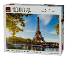 1000 Piece City Collection Jigsaw Puzzle - EIFFEL TOWER, PARIS, FRANCE 05661