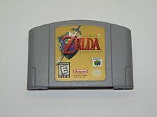 Zelda Ocarina of Time for Nintendo 64 N64 Working R10567