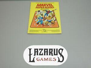 Marvel Super Heroes: Battle Book (TSR)
