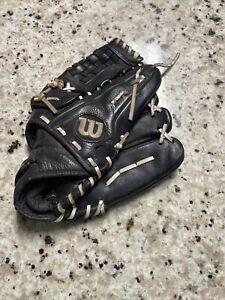 "Wilson A600 FP125 12.5"" Women's/Girl's Fastpitch Softball Glove Right Hand Throw"