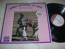 Musique Folklorique Du Monde Bengale Original Bengale Musique LP