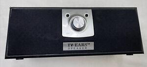 TV Ears Speaker TV Speaker ONLY