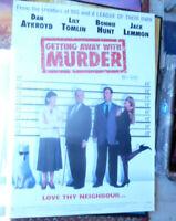 GETTING AWAY WITH MURDER ORIGINAL 1 SHEET DVD MOVIE POSTER