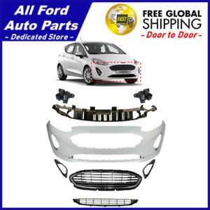 Ford Fiesta 2017 2018 2019 2020 MK8 Front Bumper Kit New H1BB-17757 H1BB-17K945