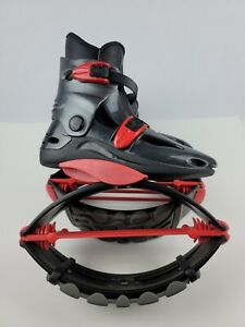 Kangoo Jumps KJ Power Shoe Youth 4-6 Jumping Shoes Red / Black Spring Boots